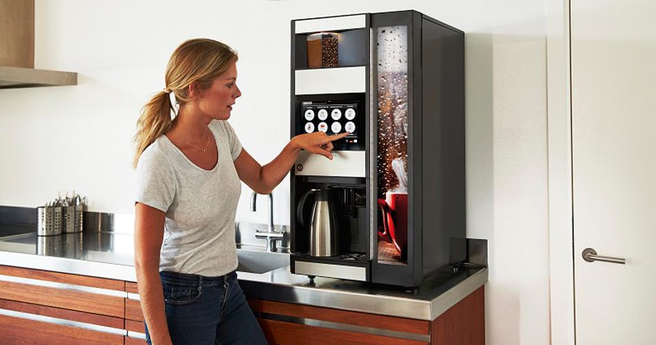 Aparate de cafea self vending